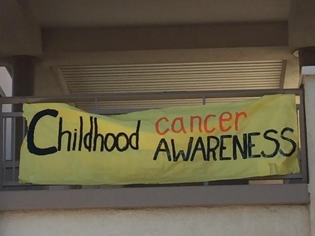 Childhood Cancer Awareness Week