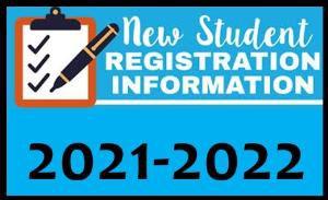 Kindergarten and New Student Registration Information