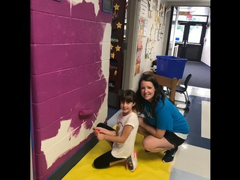 Thank You for helping us add some color to Randolph!