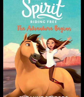 Spirit Riding Free series