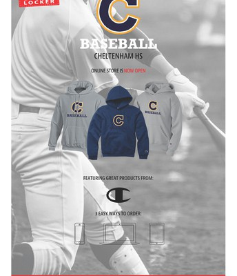 CHS Baseball Online Store