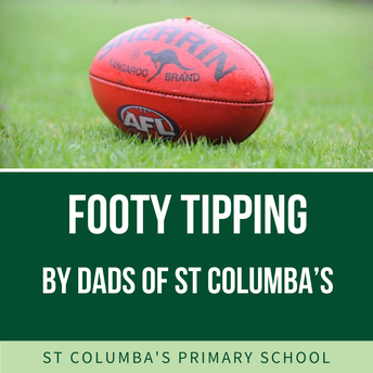 Footy tipping is back!