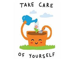 November- Self- Care Check In- Thank Yourself...
