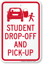 Student Drop off & Pickup