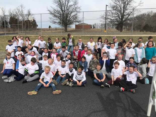 Our awesome 3rd graders took their IREAD test March 9&10!  Way to go 3rd grade!