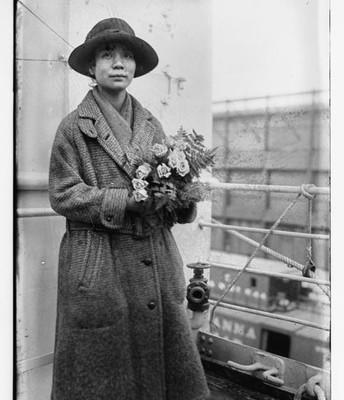 Mabel Ping-Hua-Lee (1897-1966)