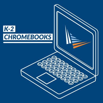 K-2 Chromebooks graphic