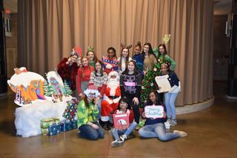 St. Louis Catholic Week of Giving Raises $2,018 for Women's Shelter