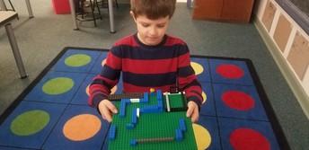 2nd Grade Maker Space