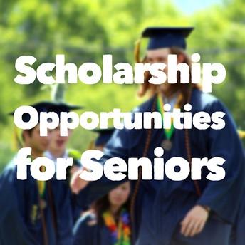 College-Bound Senior Scholarship Opportunities