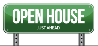 Open House- January 23th @ 6:30pm