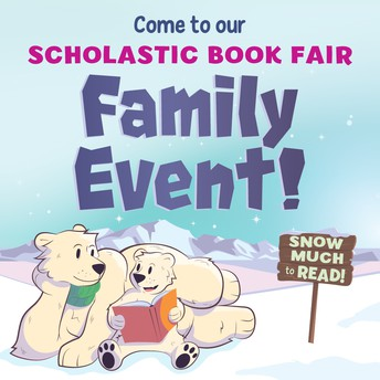 The Arctic Adventure Book Fair is just a few weeks away!!