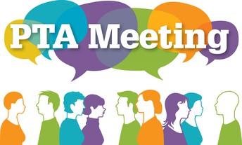 PTA Meeting/Guest Speaker