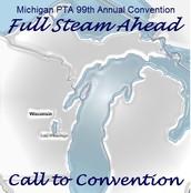 Michigan PTA 99th Annual Convention