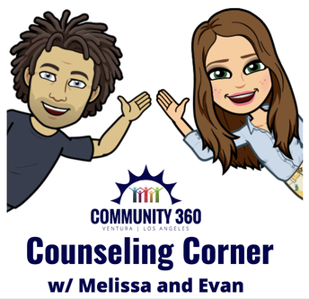 Community 360 Podcast: The Counseling Corner Team Discusses  Self-Care