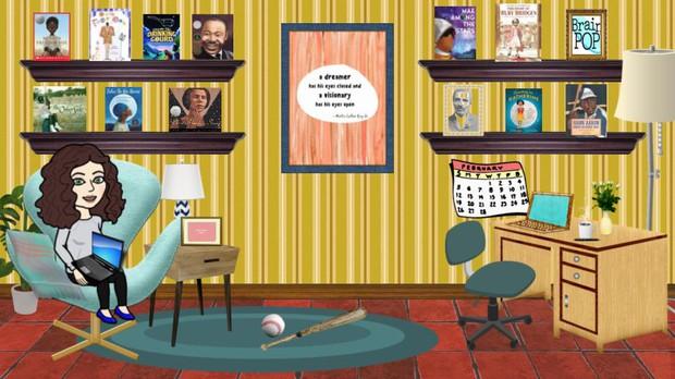 Black History Virtual Room