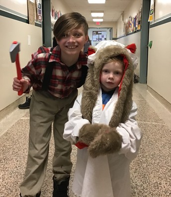 The Hunter and the Big, Bad Wolf...