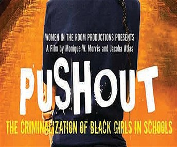 Pushout documentary movie poster