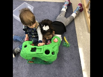 Friends Playing Together!