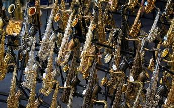 Saxophone Start-up