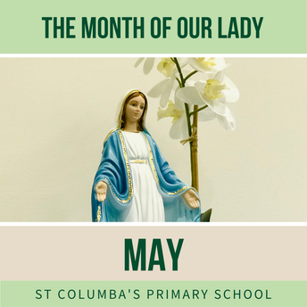 May, the Month of Our Lady