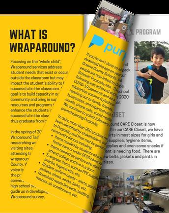 Wraparound Program Virtual Brochure
