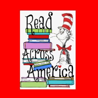 Get ready for Read Across America Week  March 1-5, 2021
