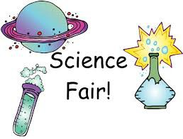 Congrats Science Fair Winners