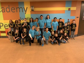 MS and Elementary Robotics  Teams