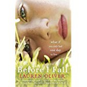 Before I Fall -        Mrs. Clements            Room 1400
