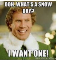 No Snow Days in Distant Learning