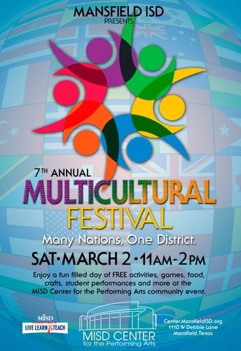 MISD Multicultural Festival March 2
