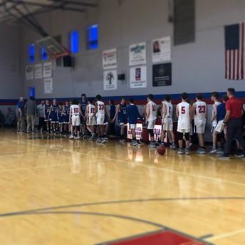 Congrats to the boys basketball team!