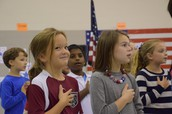 Veteran's Day at BSE