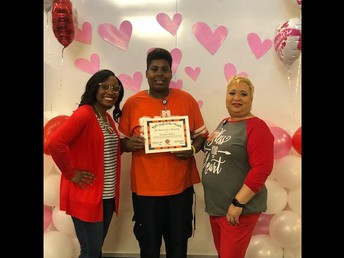 Staff Member of the Month Ms. Dorothy