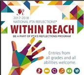 National PTA Reflections Creative Arts & Writing Contest