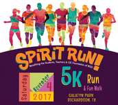 Join the WRE ~ RISD Spirit Run Team