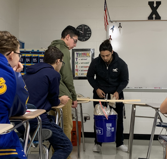 Engineering Class Set New Campus Record