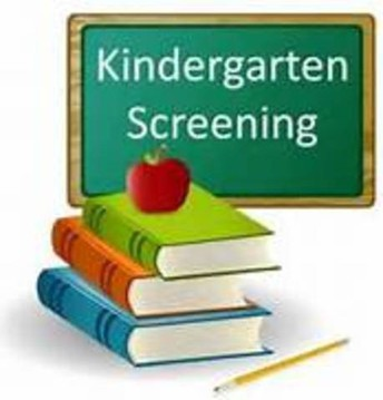 Kindergarten Screening
