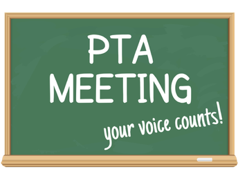 Grant PTA Meeting, 11/14 at 6pm in the Library