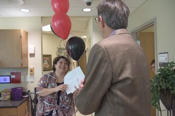 Mrs. JoAnn Bryan Receives LTISD High 5 Award!