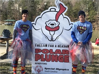2018 Tega Cay Polar Plunge - Donate or Join our Team and Take the PLUNGE as a Bulldog Family!