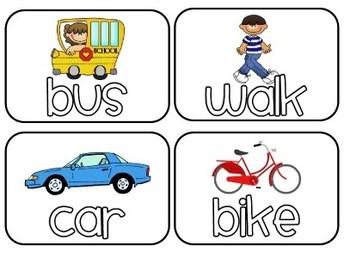Transportation for Next School Year