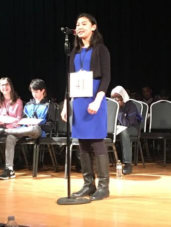 Spelling Bee Champ