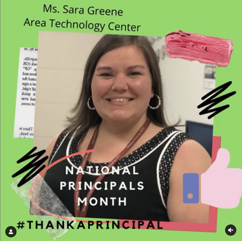 Sara Greene: Area Technology Center