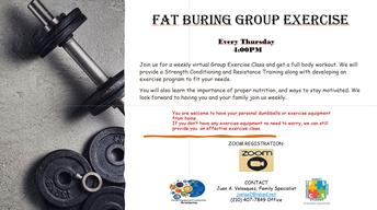 Fat Burning Group Exercise