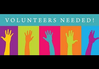 KAT VOLUNTEERS NEEDED