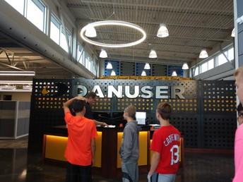 Careers Field Trip to DANUSER MACHINE!