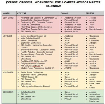 Attention Counselors and Advisors - Review Required