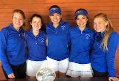 Lady Panther Golf Wins Regional Preview & All-Saints Invitational
